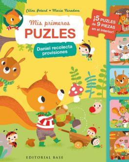 Mis primeros puzles. Daniel recolecta provisiones