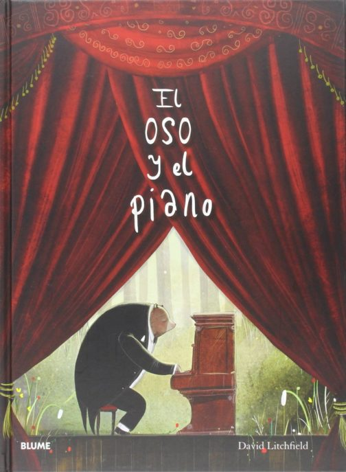 El oso y el piano