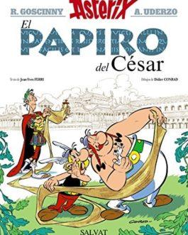 Astérix – El papiro del César