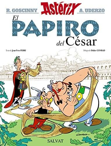 Astérix - El papiro del César