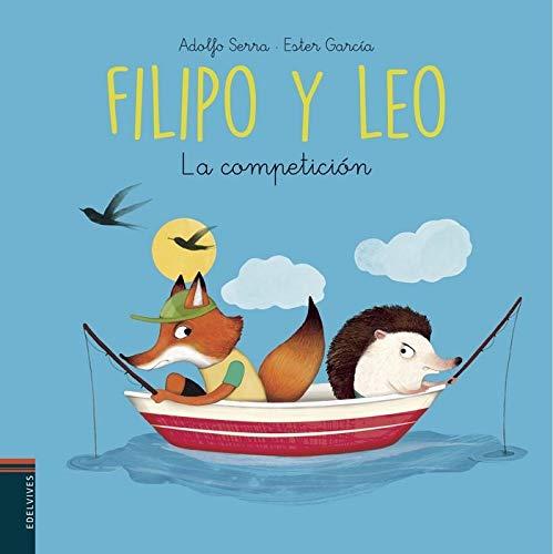 Filipo y Leo, la competición
