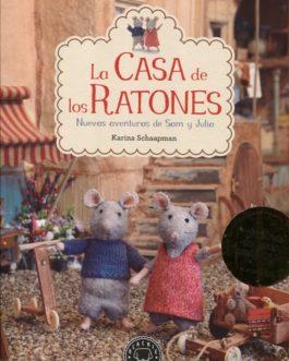 La casa de los ratones 2. Nuevas aventuras de Sam y Julia