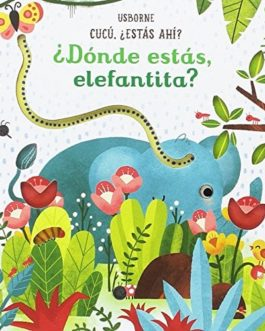 ¿Dónde estás, elefantita?