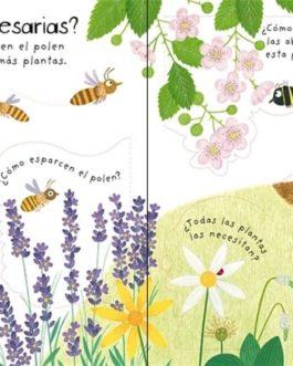 ¿Quiénes son las abejas?