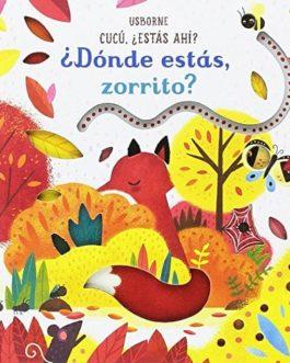 ¿Dónde estás, Zorrito?