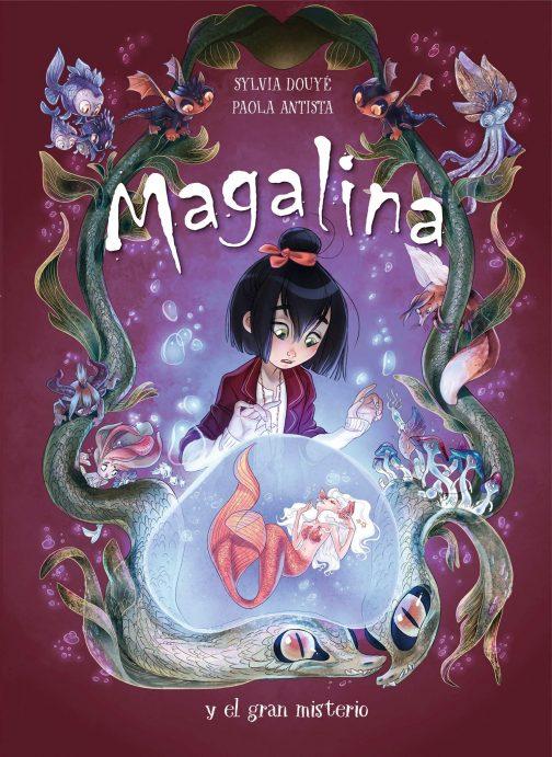 Magalina y el gran misterio