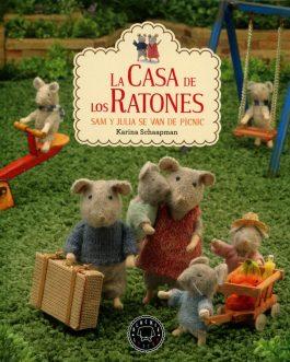 La casa de los ratones – Sam y Julia se van de pícnic