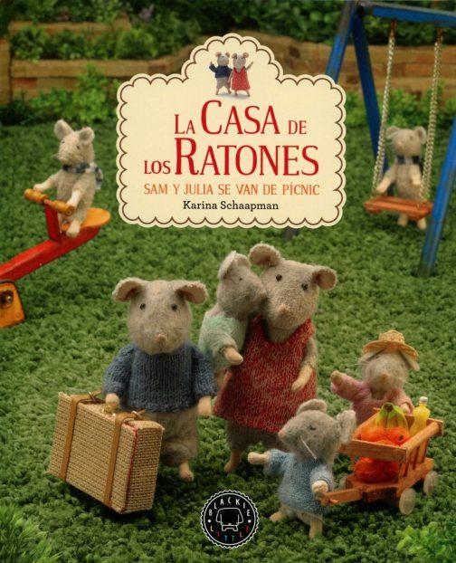 La casa de los ratones - Sam y Julia se van de pícnic