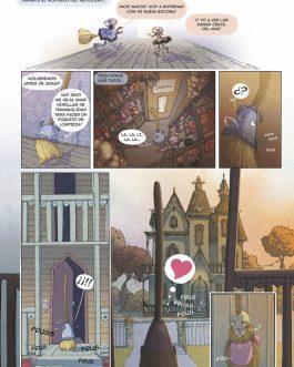 El misterio del hechicero (Pequeñas Brujas 1)