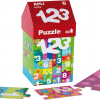 Apli kids - Caja puzzle casita 123