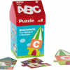 Apli kids-Caja puzzle casita ABC