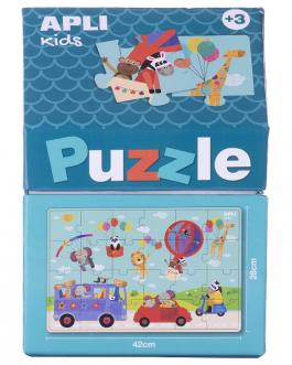 APLI Kids – Puzzle Safari
