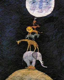 A que sabe a lúa?