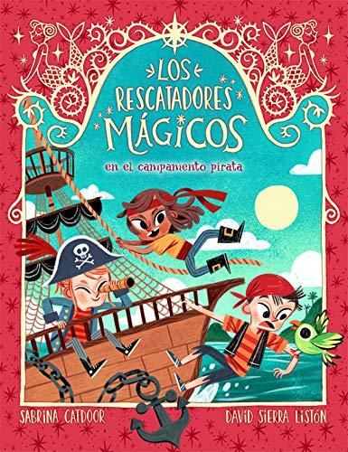 Los Rescatadores Mágicos 4. En el campamento pirata