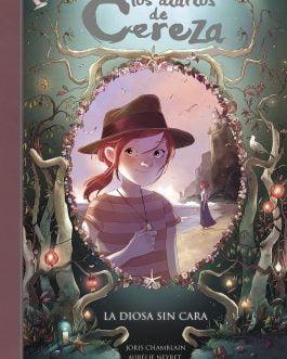Los Diarios de Cereza 4. La Diosa sin Cara