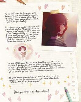 Los Diarios de Cereza 5. La lluvia de estrellas