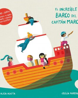 El increíble barco del capitán Marco