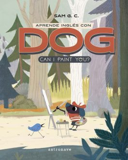 Aprende Inglés con Dog: Can I Paint You