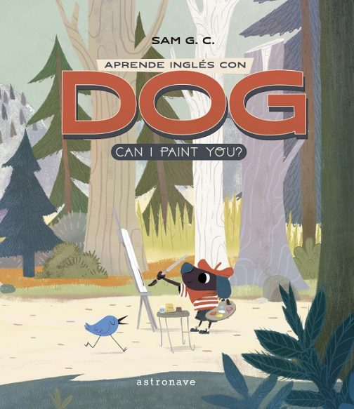 Aprende Inglés con Dog - Can I Paint You