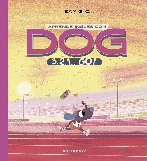 Aprende inglés con DOG - 3, 2, 1... GO!