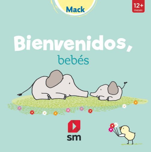 Bienvenidos bebés
