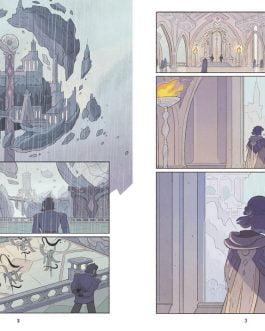5 mundos. El príncipe cobalto