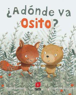¿Adónde va Osito?