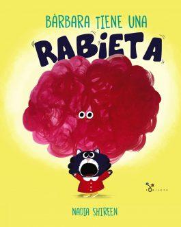 Bárbara tiene una rabieta