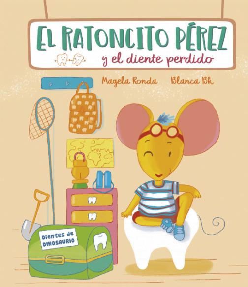 El Ratoncito Pérez y el diente perdido