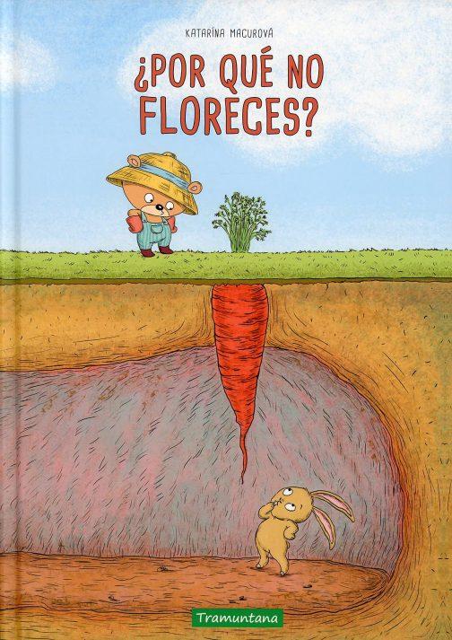 Por qué no floreces