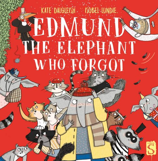 Edmund the Elephant Who Forgot