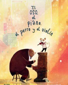 El oso, el piano, el perro y el violín
